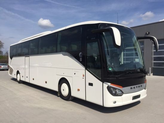 ACQUISTARE BUS PULMAN IN GERMANIA